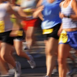 Run in the North Olympic Discovery Marathon and Stay at the Dungeness Bay Cottages in Sequim
